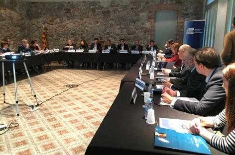 Los alcaldes piden en Caldes que sea oficial la derogación parcial de la Ley de Racionalización Local