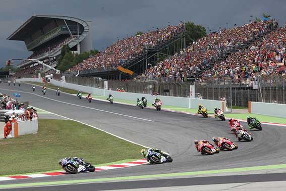 El Gran Premio de Moto GP se celebrará entre los días 3 y 5 de junio
