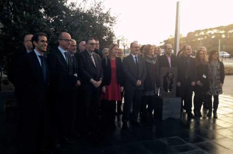 La vicepresidenta Neus Munté da su apoyo a la fundación El Roure de Mollet