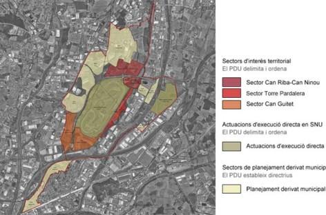 Crean una plataforma para oponerse al desarrollo de la zona de ocio del Circuit de Montmeló