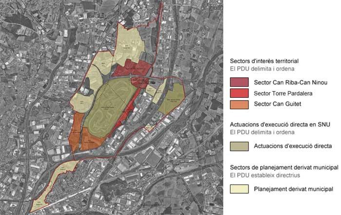 El Plan Director afecta a Granollers, Montmeló y Parets