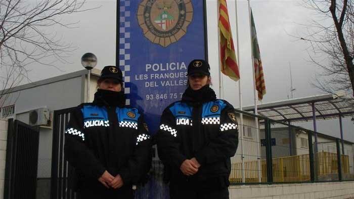 La policía local de Les Franqueses ayudará en las batidas de los cazadores