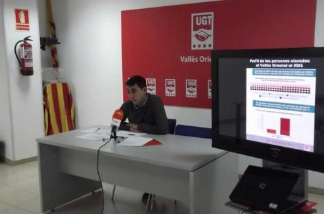 Òscar Riu deja la dirección de la UGT del Vallès Oriental para ocupar un alto cargo en el Departament de Treball