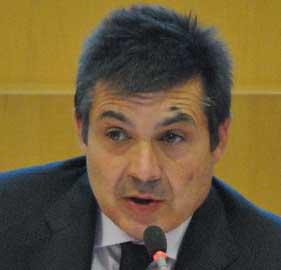 Antoni Guil, alcalde socialista de Montmeló