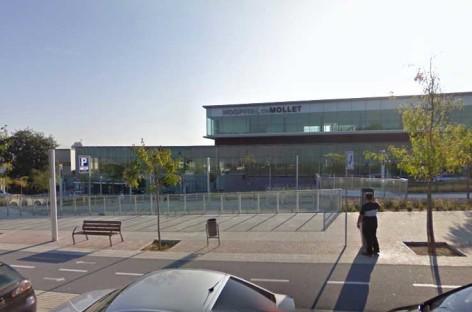 Los usuarios de urgencias del Hospital de Mollet tendrán tres horas gratis de zona azul