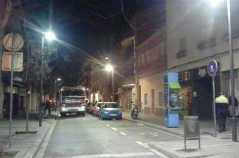 Dos  mujeres muertas y un hombre herido grave en un incendio en Granollers