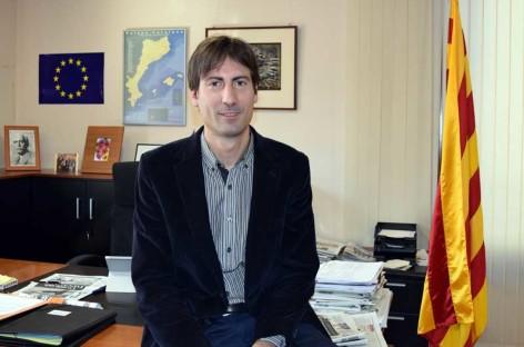 Jordi Solé será Secretario de Asuntos Exteriores de la Generalitat sin dejar la alcaldía de Caldes