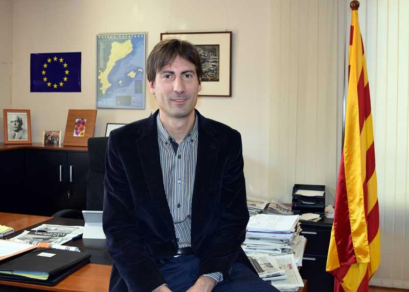 Jordi Solé dejará de cobrar como alcalde de Caldes de Montbui