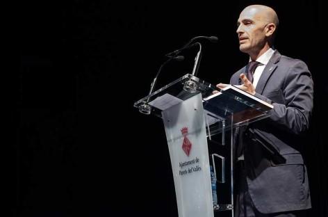 El alcalde socialista de Parets, Sergi Mingote, presenta su dimisión