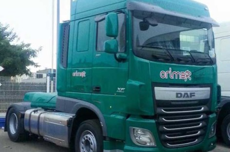 Piden ayuda para localizar un camión robado en La Torreta y lo encuentran en Murcia