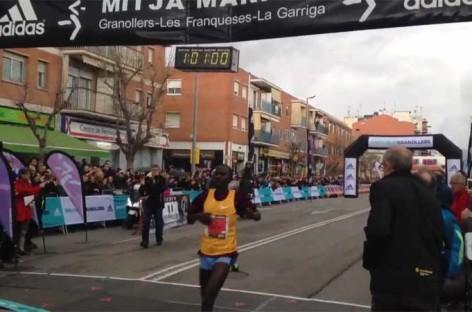 La Mitja Marató de Granollers será también Campeonato de España