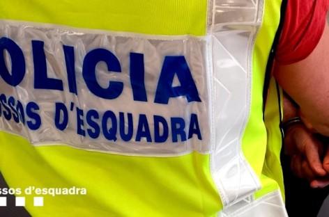 Detenido un vecino de Lliçà d'Amunt por atracar cuatro gasolineras en Granollers, Canovelles y l'Ametlla