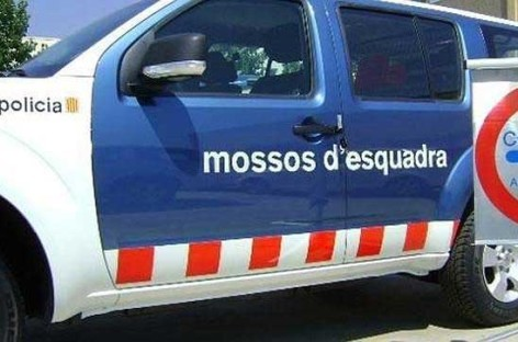 Un vecino de Caldes resulta herido grave en Canovelles tras intentar atropellar a dos Mossos