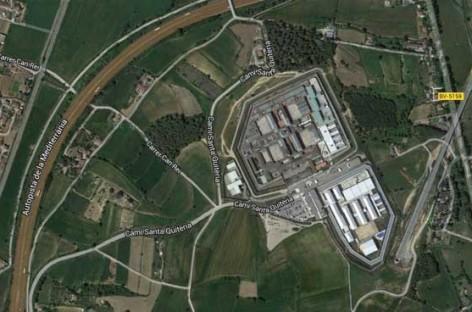 UGT denuncia que Quatre Camins ha sido escenario de una revuelta de presos en que han resultado heridos varios funcionarios