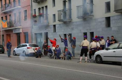 Los Trabucaires no pasarán por delante de la casa del regidor Jaume Gelada pese a que lo habían pedido