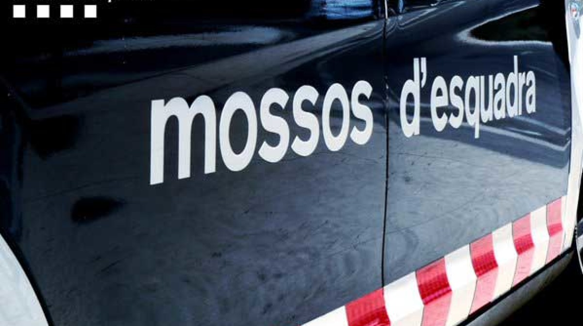 Dos jóvenes de Granollers y Sant Celoni detenidos tras estrellarse con un coche robado que conducían bebidos