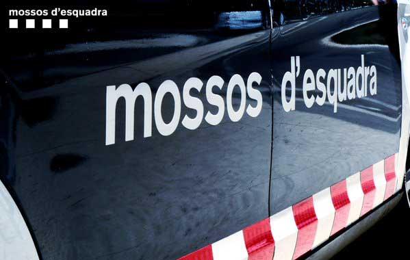 Los Mossos han actuado en tres poblaciones de la comarca