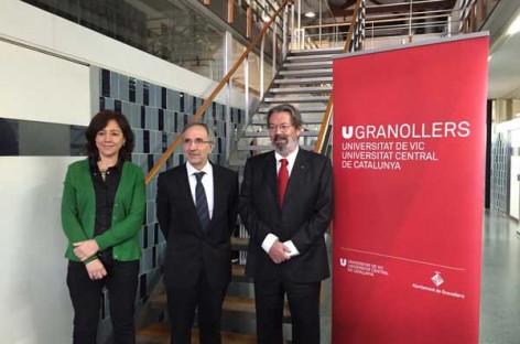 El Campus universitario de Granollers ofrecerá el primer grado de ingeniería del Automóvil de Catalunya