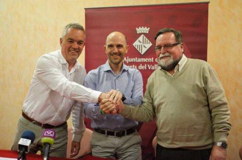 Sergi Mingote se asegura la mayoría en Parets con un pacto con CDC