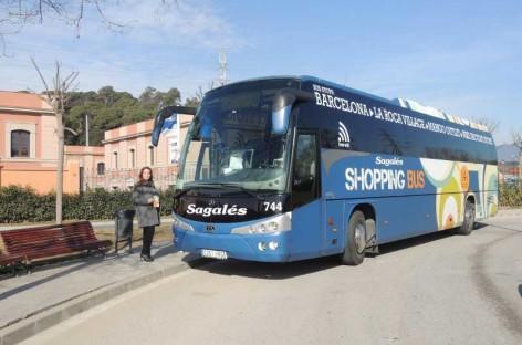 ERC quiere reubicar el servicio de autocar que comunica Barcelona con La Roca Village
