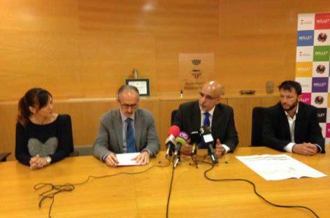 Renfe invertirá 6 millones de euros para mejorar las dos estaciones de Mollet