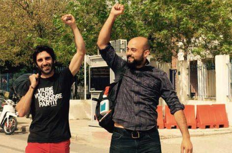 Un vecino de la Garriga condenado a seis meses de prisión por desórdenes públicos en Grecia