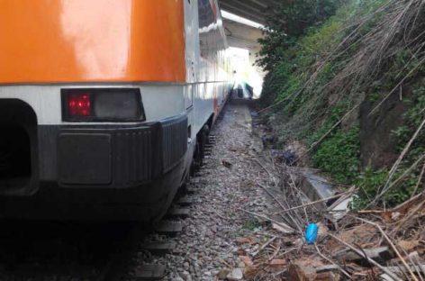 El atropello mortal de un joven en Montcada provoca retrasos en la línea R3