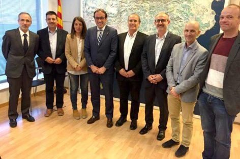 Los ayuntamientos del Vallès y la Generalitat reclaman diferentes mejoras en el desdoblamiento de la R3