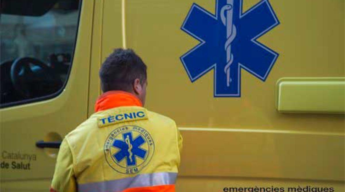 ERC denuncia que Parets sólo tiene ambulancias del SEM la mitad del tiempo previsto