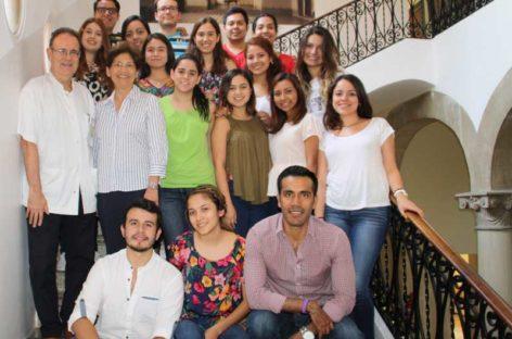Un grupo de estudiantes de medicina mejicanos amplían estudios en el Hospital de Granollers