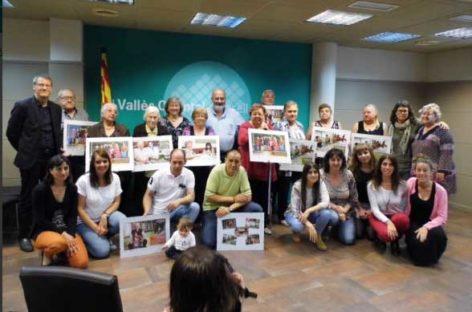 Los municipios del Baix Montseny promueven una campaña contra el maltrato a las personas mayores