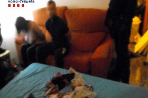 Cae una banda que utilizaba una empresa de Lliçà de Vall para el tráfico internacional de marihuana