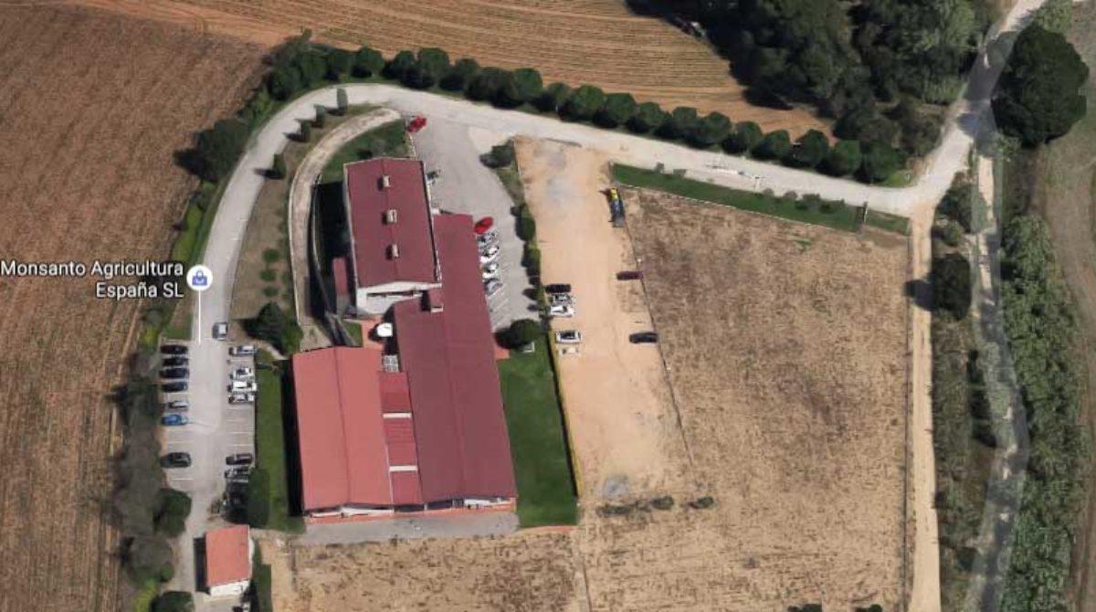 Huelga contra los despidos y la deslocalización de Monsanto de Montornès