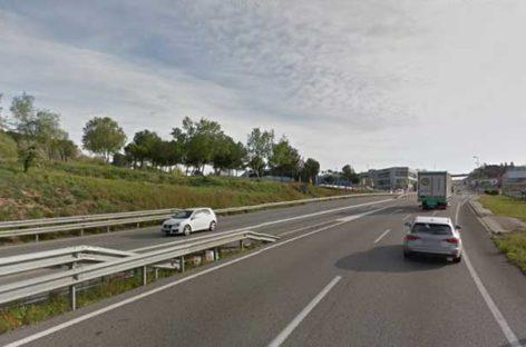 Un vecino de Parets fallece en un accidente de moto en Granollers