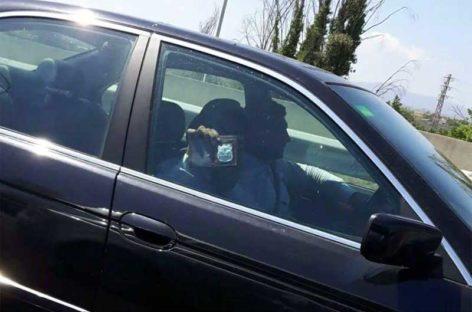 Asaltan coches en la autopista haciéndose pasar por policías
