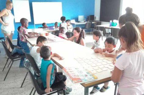 Canovelles garantiza la comida a 40 niños y 30 jóvenes con un Casal extraordinario de agosto