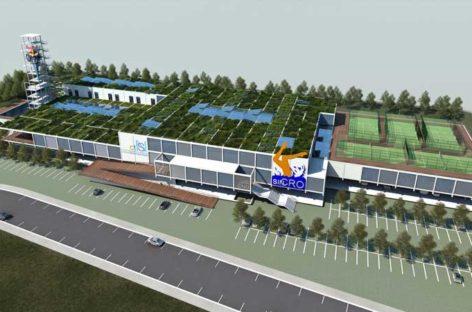 Les Franqueses cede al CNG la parcela para construir el Centro de Tecnificación de Natación Sincronizada