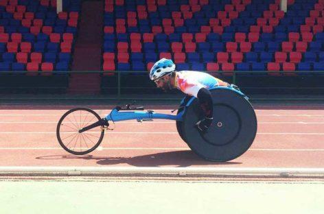 El atleta de Les Franqueses, Jordi Madera irá a los Juegos Paralímpicos de Río
