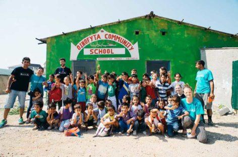 Seis jóvenes de Montornès darán clases a mujeres de un campo de refugiados de Grecia