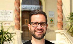 Albert Gil, alcalde de ERC de la Roca