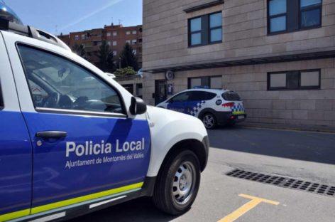 La policía de Montornès atrapa in fraganti a un vecino de la población que se llevaba material de las obras