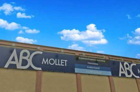 ABC Grup arranca en Mollet empleando a siete personas