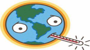 El calentamiento global se empieza a notar en todo el planeta