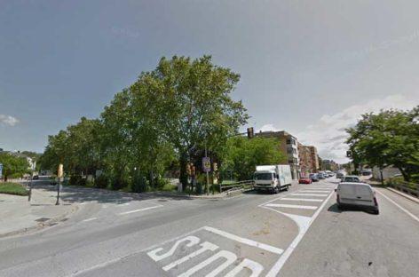 Un vecino de Cardedeu fallece al colisionar su moto contra un coche