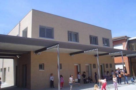Una empresa realizó las obras de la Escola Joan Casas de Sant Antoni de Vilamajor tras hacer donaciones a CDC