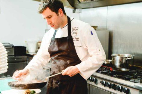 Un chef de la Garriga triunfa en Gran Bretaña con la comida española