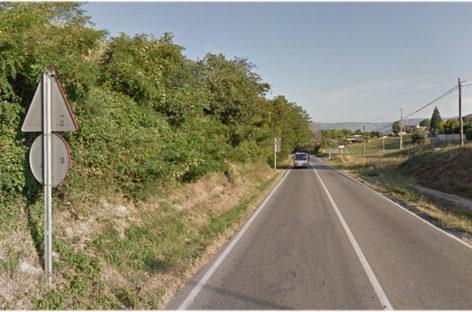 Mejoran el firme y la seguridad de la carretera entre Canovelles y Caldes