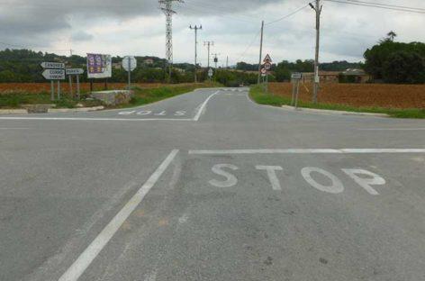 A mediados de enero empiezan a funcionar los nuevos semáforos del cruce de Marata
