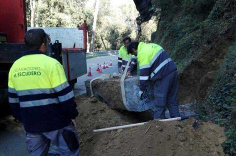 Les Franqueses retira un monumento alzado para recordar a un vecino de Sabadell asesinado en 1936