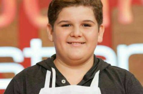 Un chico de 13 años de la Roca entra en Master Chef Junior